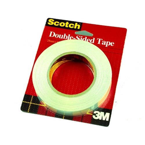 3m scotch double sided artists tape 12mm x 33m coln gallery. Black Bedroom Furniture Sets. Home Design Ideas