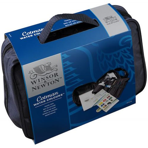 WINSOR & NEWTON COTMAN WATERCOLOUR TRAVEL BAG