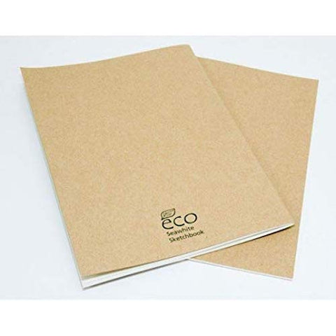 SEAWHITE ECO STARTER SOFTBACK SKETCHBOOK - A6 - Portrait