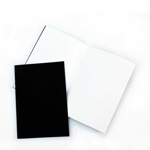 SEAWHITE STARTER SOFTBACK SKETCHBOOK - A5 - Portrait PACK OF 3