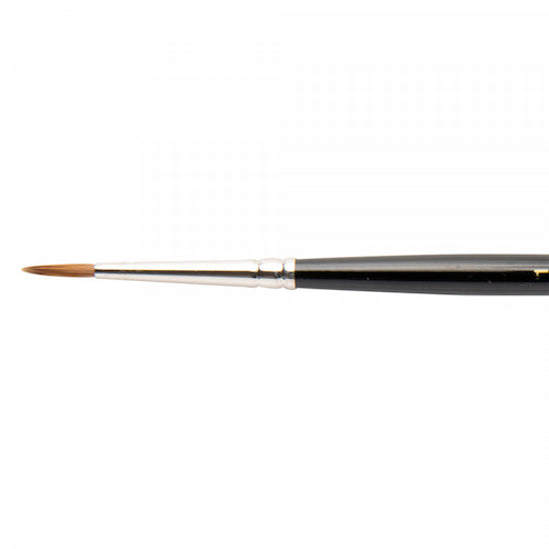 WINSOR AND NEWTON No 7 KOLINSKY SABLE BRUSH ROUND - 9
