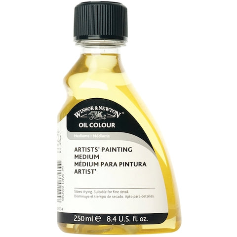 Winsor & Newton Oil Painting Medium 250ml