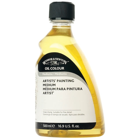 Winsor & Newton Oil Painting Medium 500ml