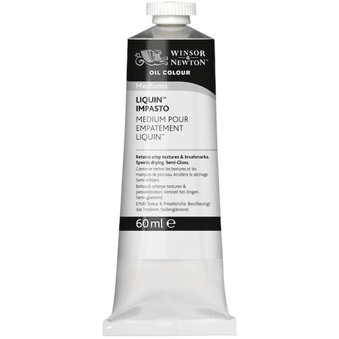 Winsor & Newton Oil Based Medium Liquin Impasto 60ml