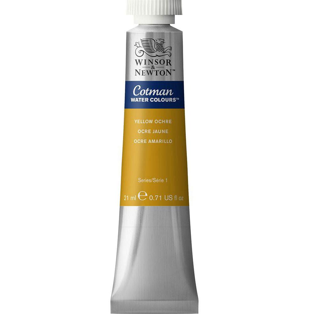 Winsor and Newton Cotman Watercolour - 21ml Tubes
