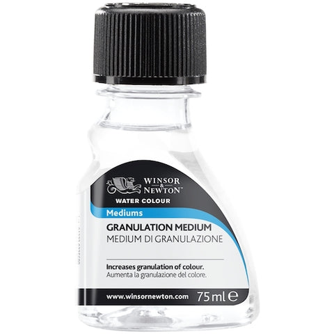 WINSOR & NEWTON ARTISTS WATERCOLOUR MEDIUM- Granulation Medium 75ml