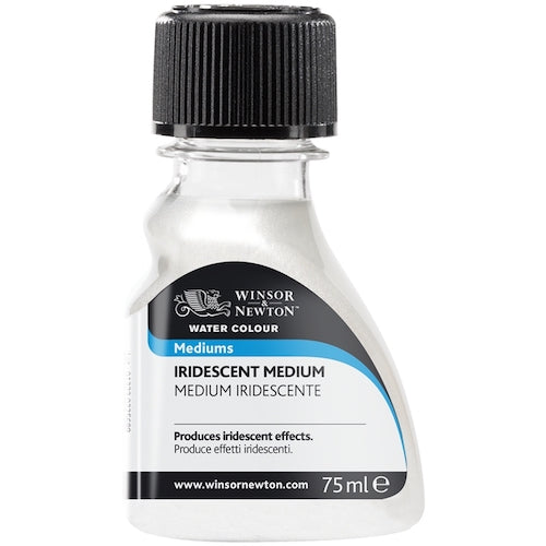 WINSOR & NEWTON ARTISTS WATERCOLOUR MEDIUM- Iridescent Medium 75ml