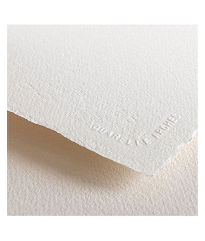 ARCHES AQUARELLE WATERCOLOUR PAPER 185gsm/90lb - Hot Pressed