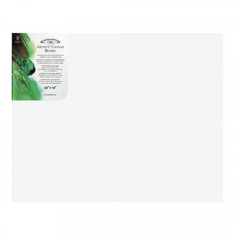 WINSOR & NEWTON CANVAS BOARD - 20 x 16""