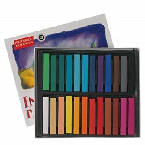 INSCRIBE FULL LENGTH SOFT PASTEL Set of 24