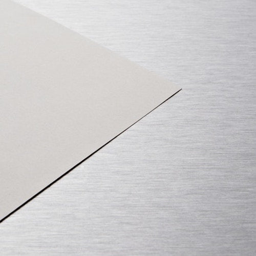 TEN CARTRIDGE PAPER SHEETS - A1 - Snowdon 70lb - White