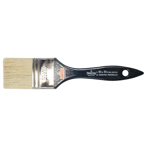 OMEGA SERIES 40 LILY VARNISHING BRUSH - Size 50mm