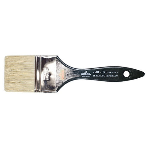 OMEGA SERIES 40 LILY VARNISHING BRUSH - Size 60mm