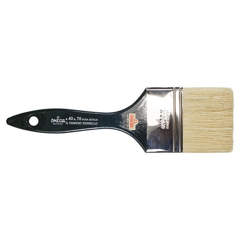OMEGA SERIES 40 LILY VARNISHING BRUSH - Size 70mm