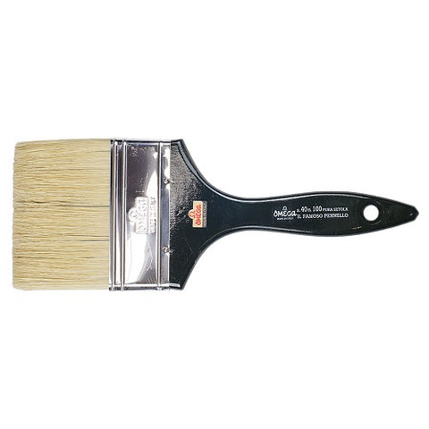 OMEGA SERIES 40 LILY VARNISHING BRUSH - Size 100mm