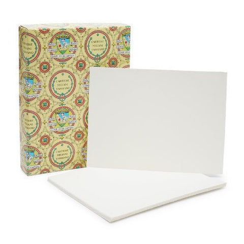 FABRIANO MEDIOEVALIS 209S SINGLE CARDS x 100 - 2.5 x 3.75 inches