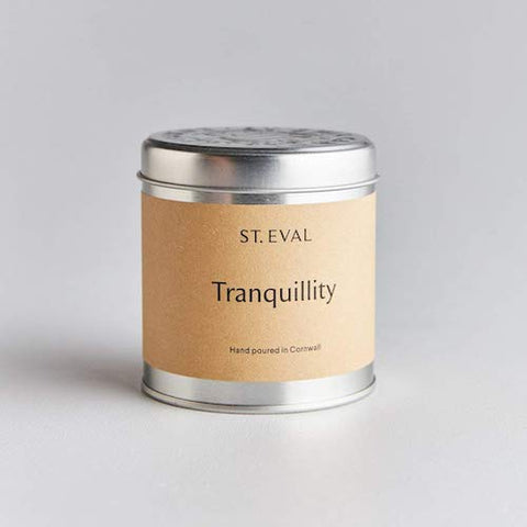 St Eval Scented Candle - Tranquillity