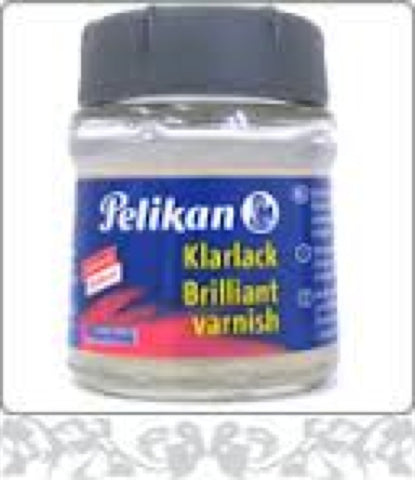 Pelikan Plaka All-Purpose 50 ml GLOSS VARNISH