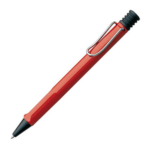 LAMY Safari Ballpoint Pen  - Shiny Red