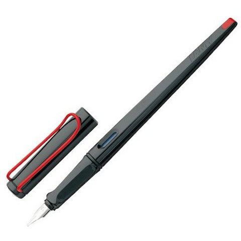 LAMY Joy Calligraphy Fountain Pen - Black - 1.9mm