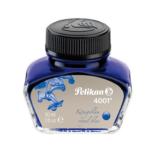 Pelikan 4001 Fountain Pen Ink - Royal Blue