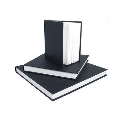 SEAWHITE Chunky Square Sketchbook 140 gsm - 95 Pages - 250mm by 250mm