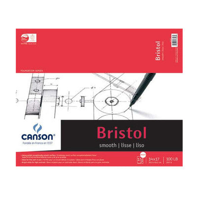 Canson Bristol Board Sheets