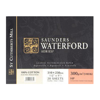 Saunders Waterford Watercolour Papers