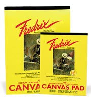 Fredrix Oil/Acrylic Canvas Pads