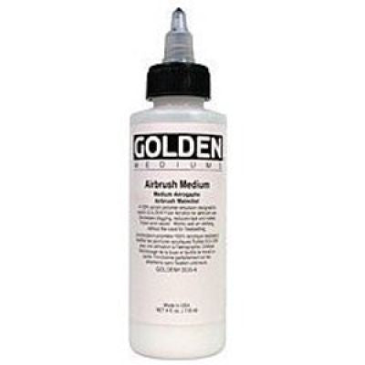 Golden Fluid Acrylic Airbrush Medium