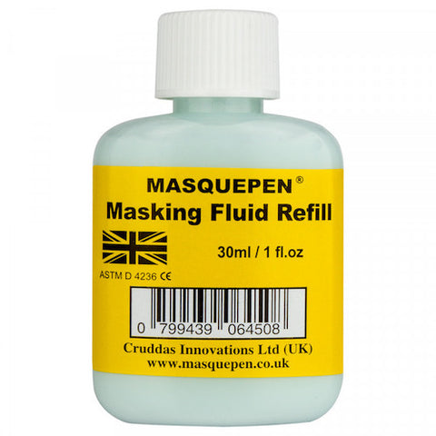 Masquepen Masking Fluid 30ml Bottle