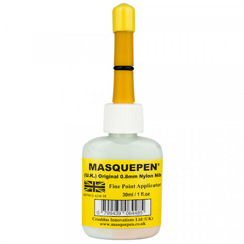 Masquepen Masking Fluid 30ml Bottle with Applicator