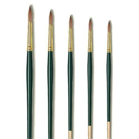 Pro Arte Renaissance Sable Brushes - 29 Sizes