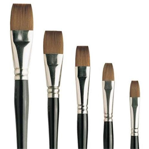 Pro Arte Series 99 Connoisseur One Stroke Brush Full Range