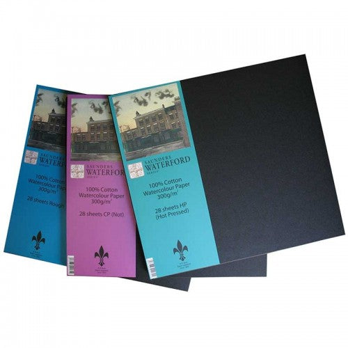 Saunders Waterford Watercolour Books