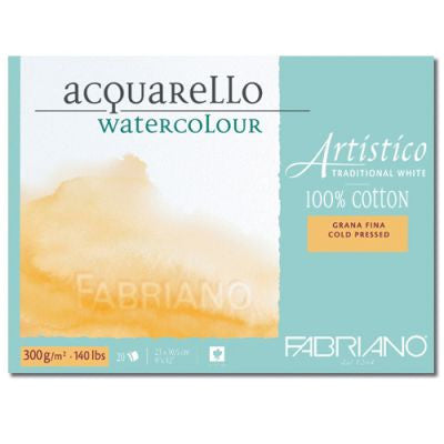 Fabriano Artistico Watercolour Papers
