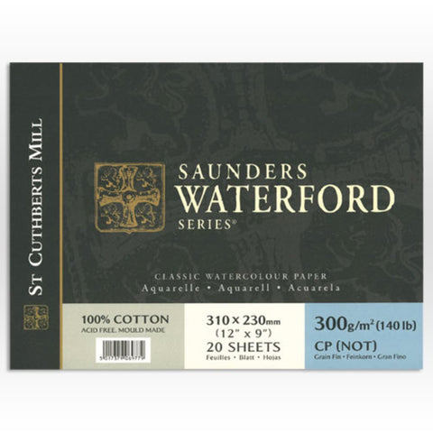 Saunders Waterford Watercolour Blocks