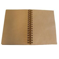 Seawhite Eco Kraft Paper Sketchbooks