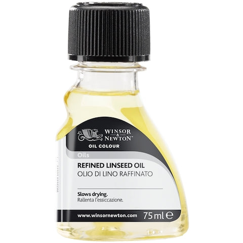 WINSOR & NEWTON Refined Linseed Oil - 250ml