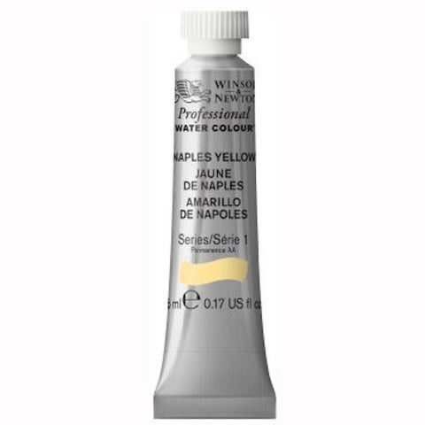 Winsor and Newton Artists Professional Watercolour - 5ml Tubes
