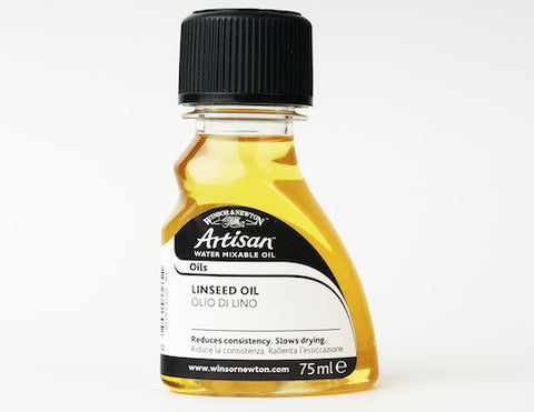 Winsor & Newton Artisan Linseed Oil 75ml
