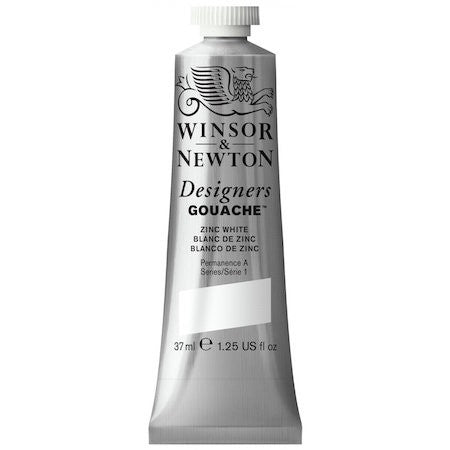 Winsor and Newton Designers Gouache Watercolour - 14ml Tubes