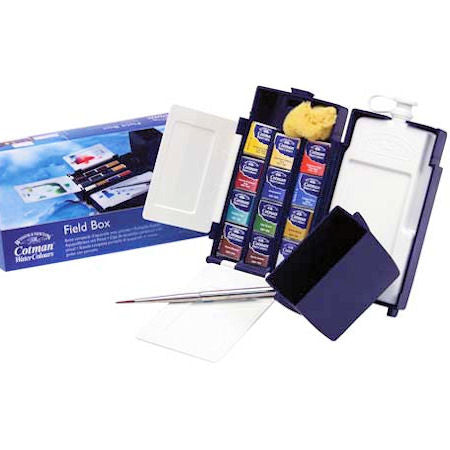 Winsor & Newton Cotman Watercolour Field Box