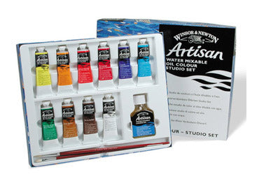 Winsor & Newton Artisan Water Mixable Studio Set