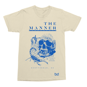 Manner - Deserted Tshirt