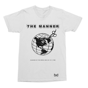 Manner - Cut World Tshirt