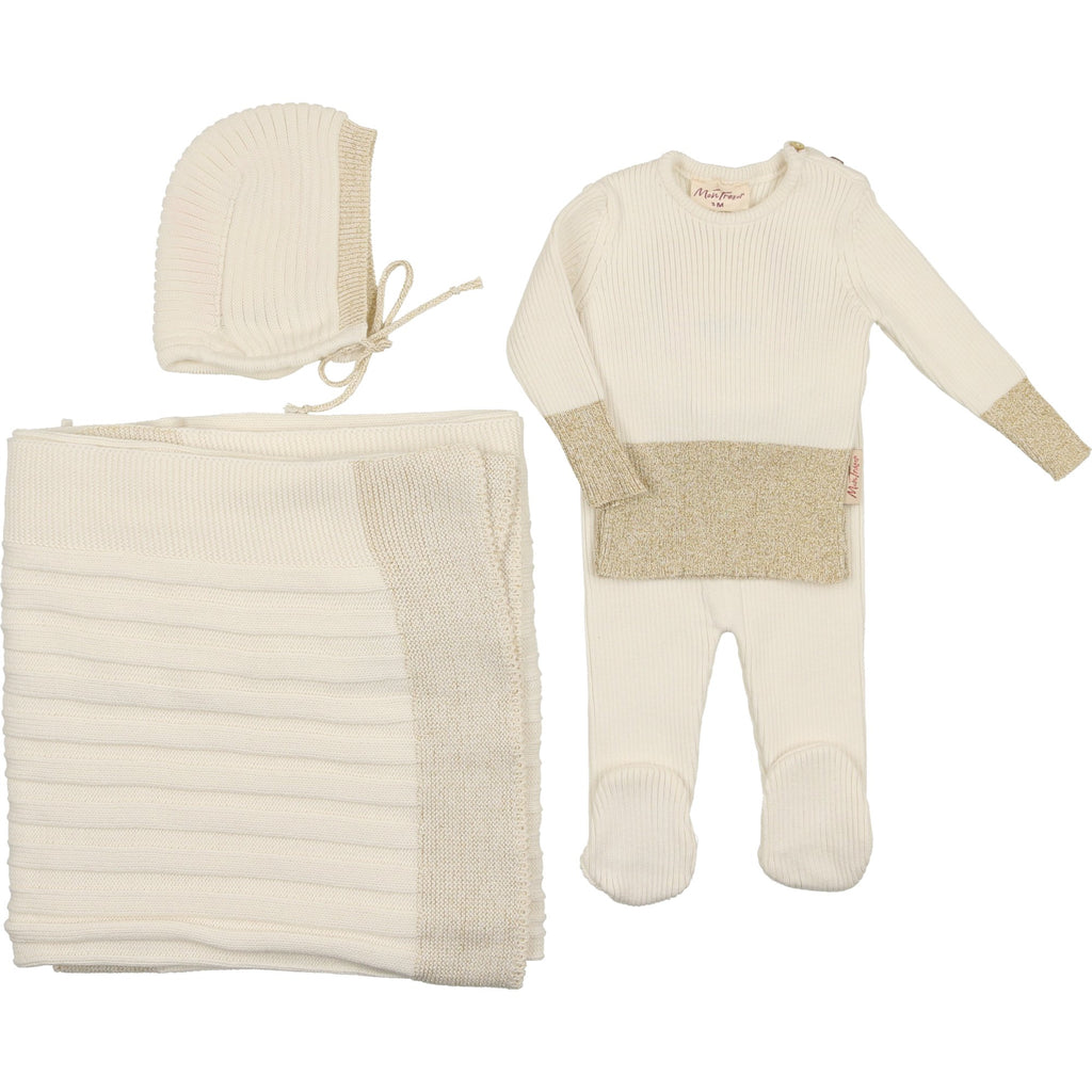 Sparkle Knit Set