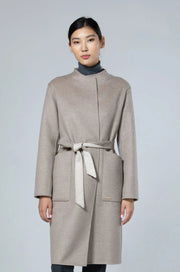 Double-sided  Cashmere Coat