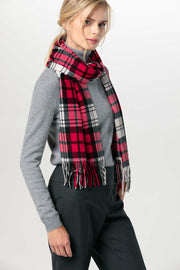 Woven Cashmere Scarf |AW01|