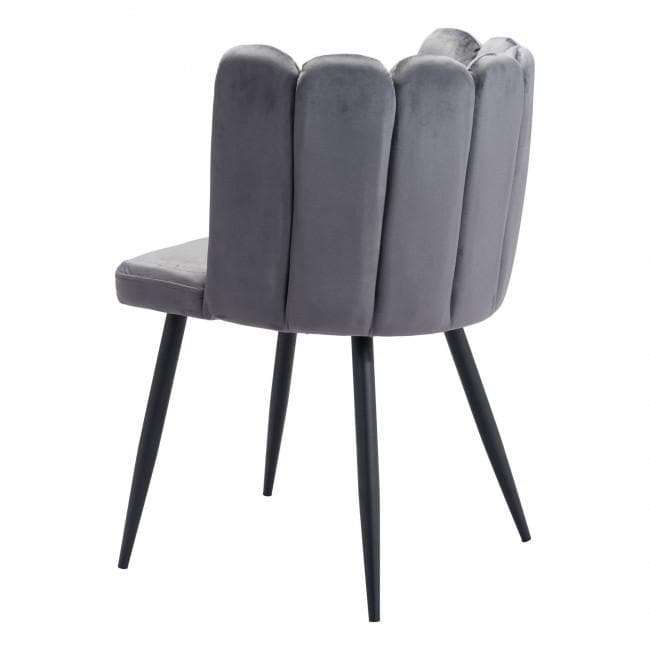 Adele Chair Blue (Set of 2)